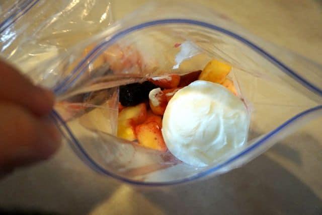 add-frozen-greek-yogurt-to-bag