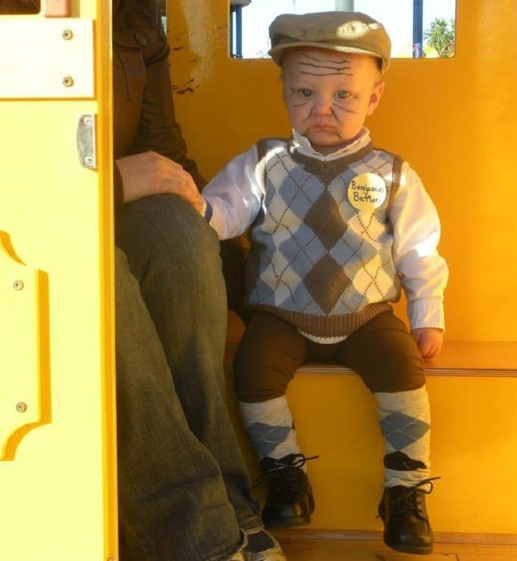 Benjamin Button Halloween Costume