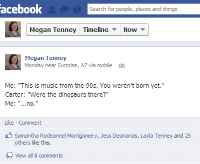 Back Up Your Facebook {tutorial}