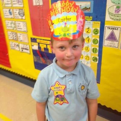 Carter's 5th Birthday
