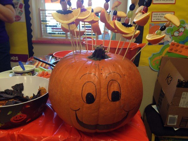 kindergarten halloween