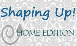 Shaping Up… Home Edition: Someone Else's Bathroom
