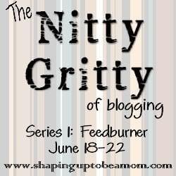Nitty Gritty: Feedburner Day Five