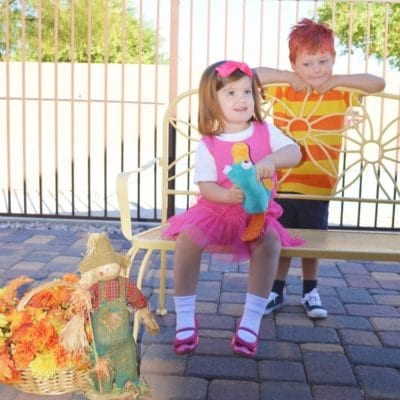 Halloween 2014 {Phineas and Ferb Costumes}