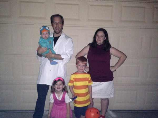 Phineas and Ferb Costumes