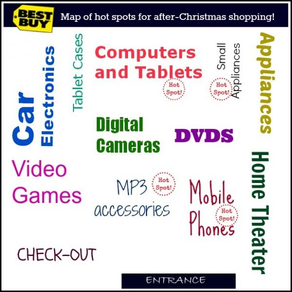 Best Buy Map #OneBuyForAll #shop #cbias