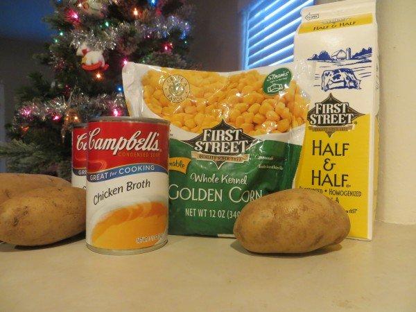 New England Corn Chowder #ChooseSmart #shop