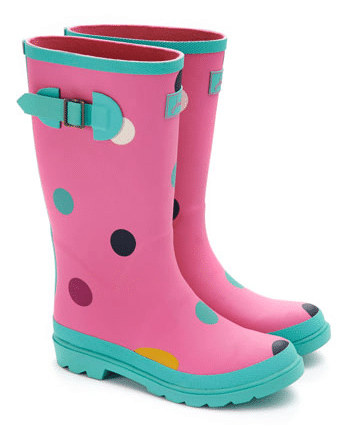 girls wellies