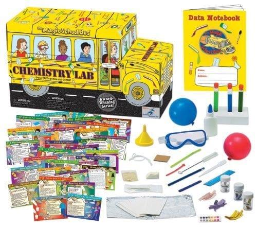 magic school bus chem lab