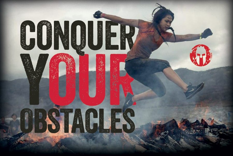 Spartan Race Giveaway Shaping Up To Be A Mom