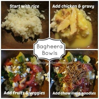Bagheera Bowls, a #JungleFresh recipe