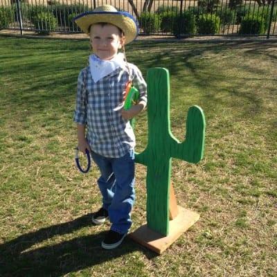 Kindergarten Rodeo Day