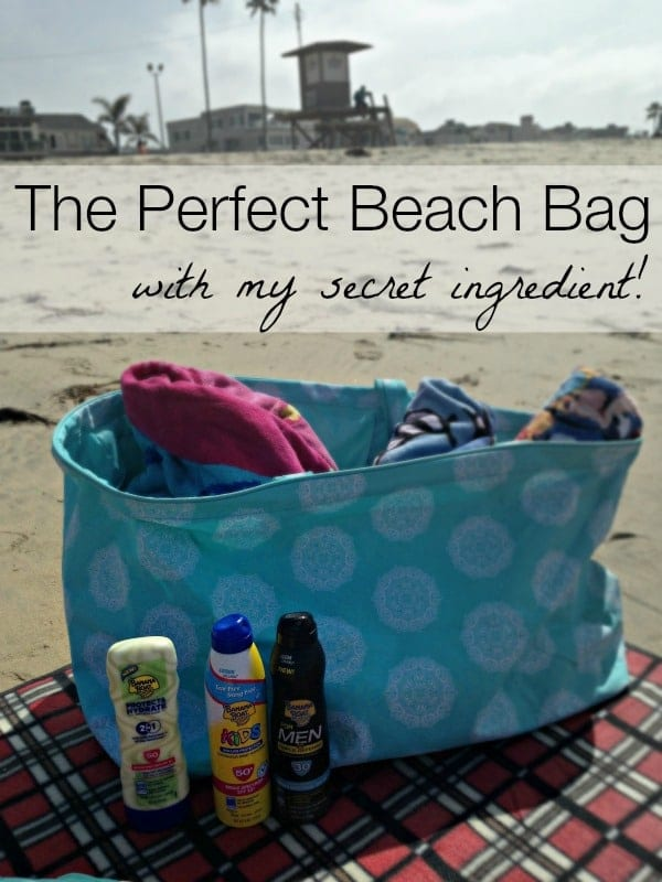 The Perfect Beach Bag featuring Banana Boat Sunscreen | Shaping Up ...