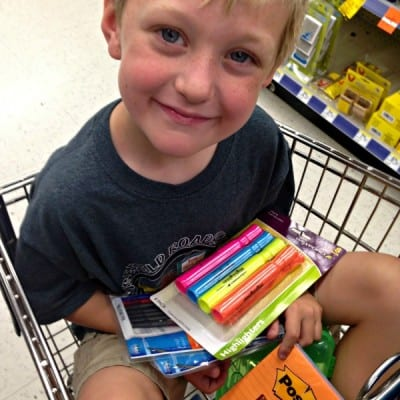 Getting Ready For School With Paperless Coupons