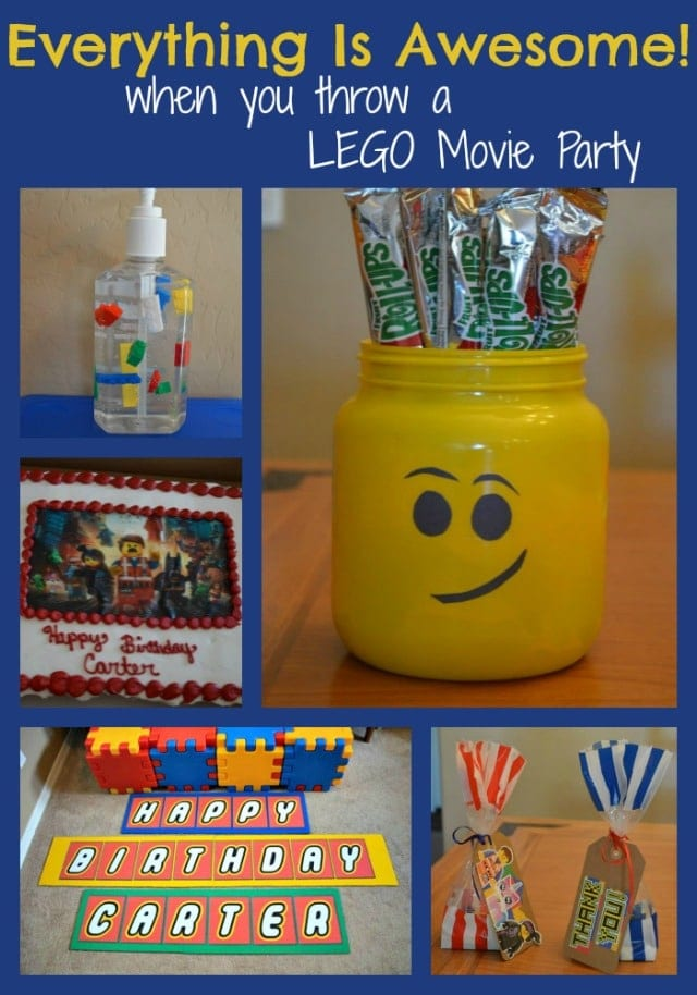 LEGO Party Ideas Shaping Up To Be A Mom