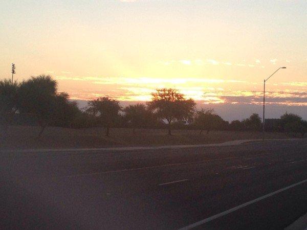 Phoenix sunrise #BalanceRewards #shop