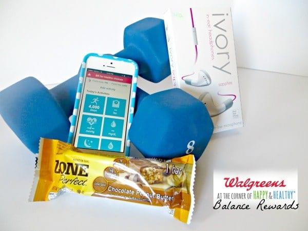 Walgreens healthy choices #BalanceRewards #shop