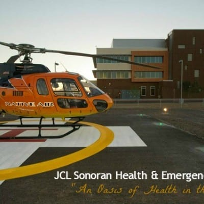 JCL Sonoran: An Oasis of Health in the Desert