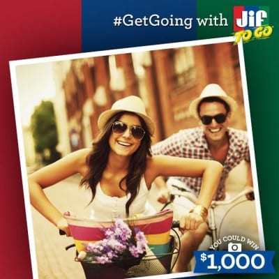 Jif To Go Dippers Photo Competition