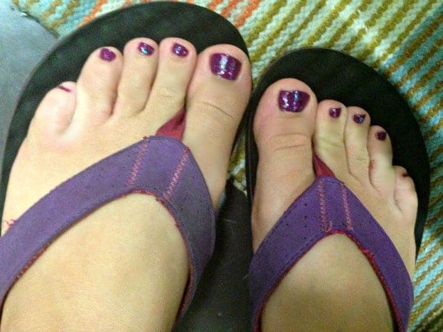 sparkly-toes