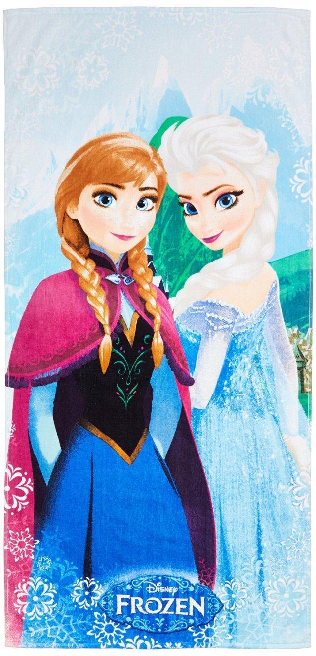 Frozen Beach Towel #DisneyToys
