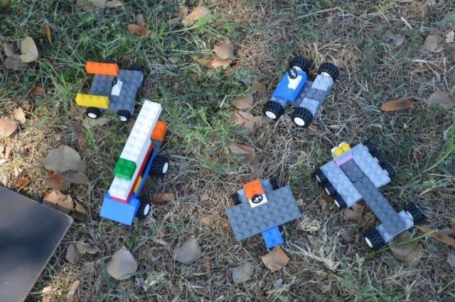 Lego Cars