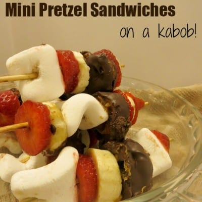 Mini Pretzel Recipe: Chocolate Peanut Butter Bites