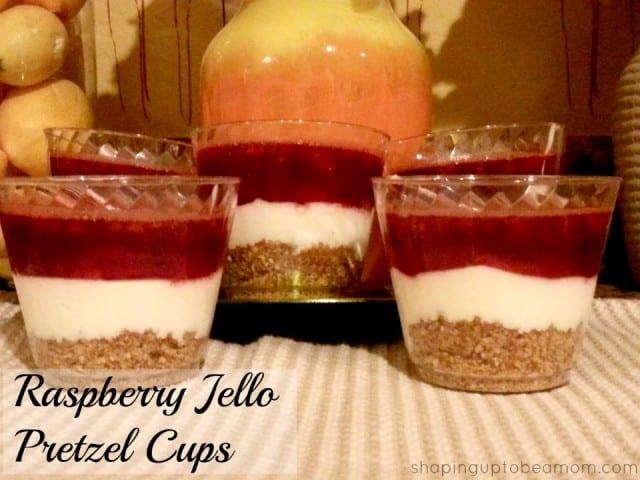 Jello Salad Mini Pretzel Recipe