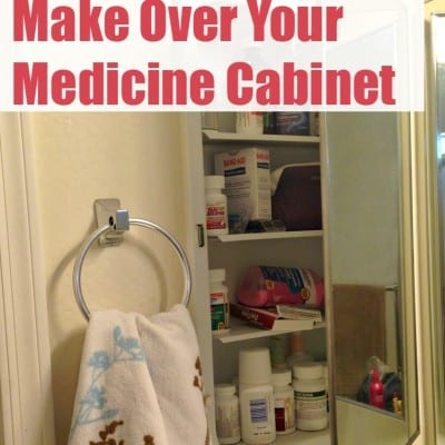 Make Over Your Medicine Cabinet for Flu Season