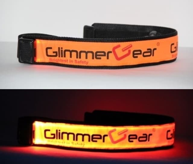 Solar LED Body Belt