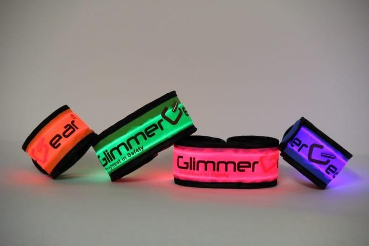 LED Slap-On Bands