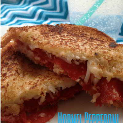 Hormel Pepperoni Pizza Melts