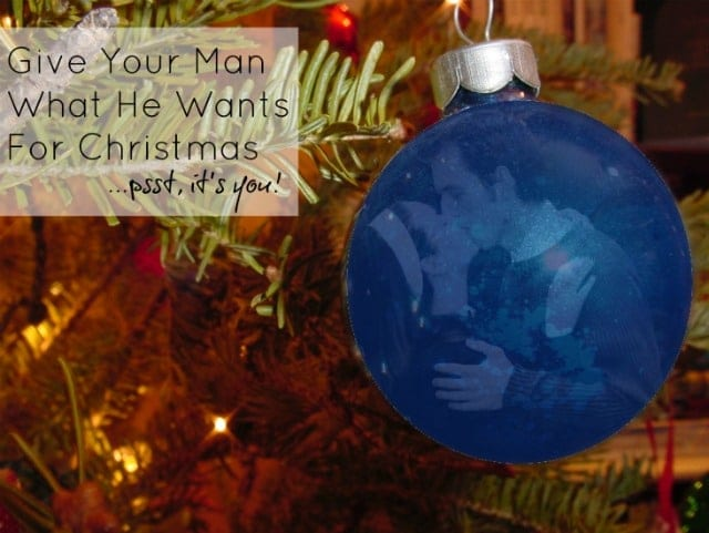 What He Really Wants For Christmas #TheMoodStrikes #Ad