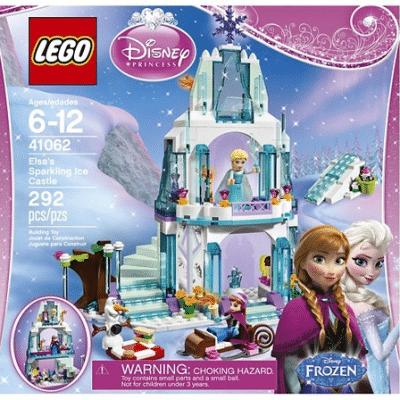 Elsa's Sparkling Ice Castle LEGO Giveaway