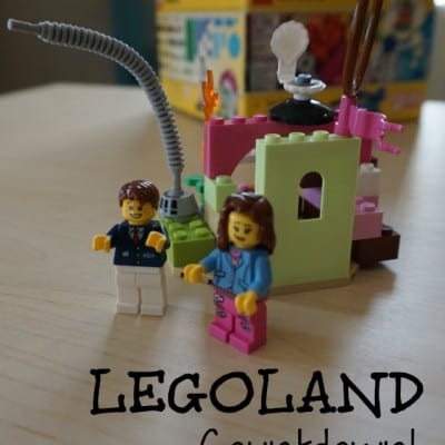 LEGOLAND Countdown