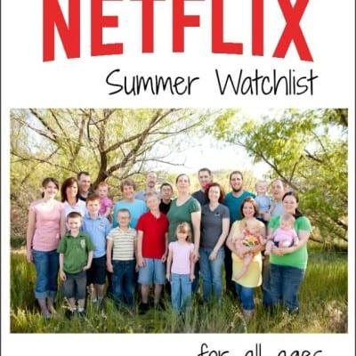 Your Summer Watchlist #StreamTeam