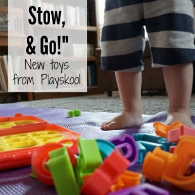 Play, Stow & Go: Compact Toys for Kids