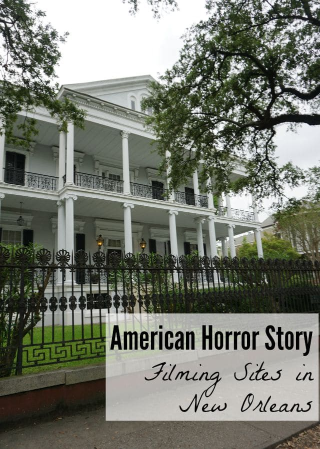 Take a look at some of the places in New Orleans where American Horror Story: Coven was filmed. #StreamTeam