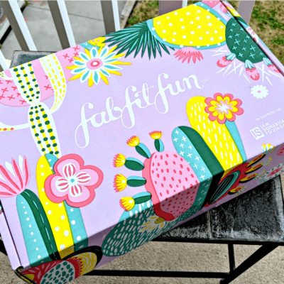 FabFitFun Subscription Box {Spring 2019}