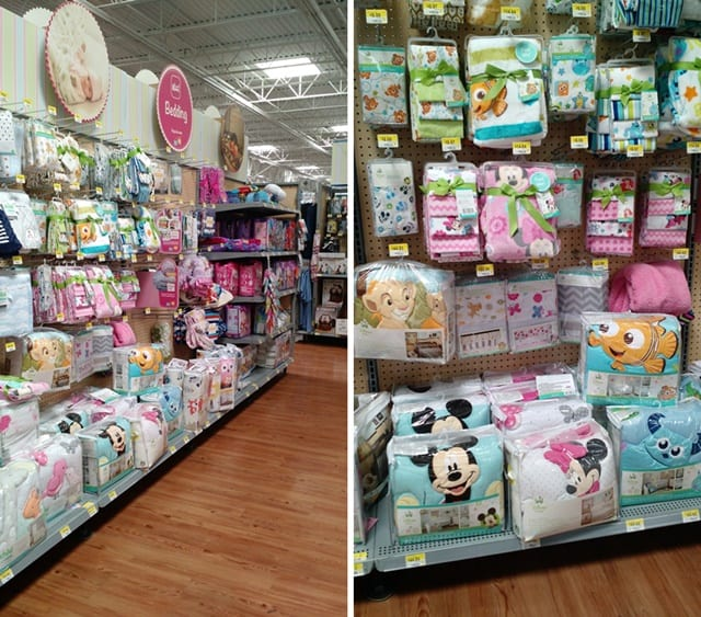 Lovely disney baby at walmart