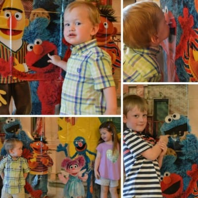 Harry's 2nd Birthday: Elmo Party