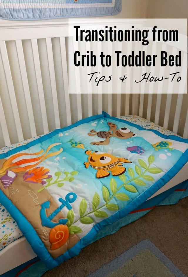Cute Transitioning from Crib to Toddler Bed Tips and How To