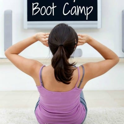 Booty Boot Camp #WorkoutAtHome