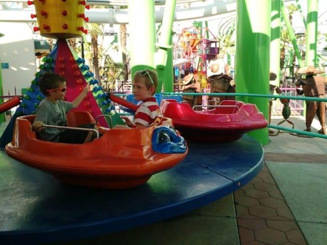 kiddie-rides