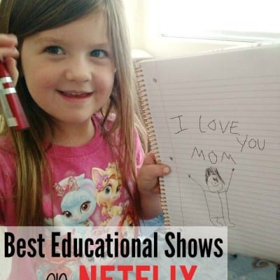 Best Educational Shows on Netflix #StreamTeam