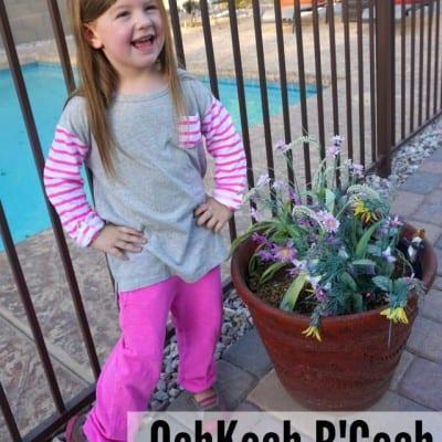 Oshkosh Back To School Fashions
