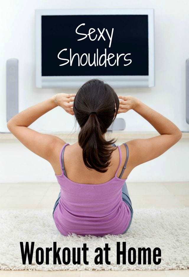 Shoulder At Home Workout