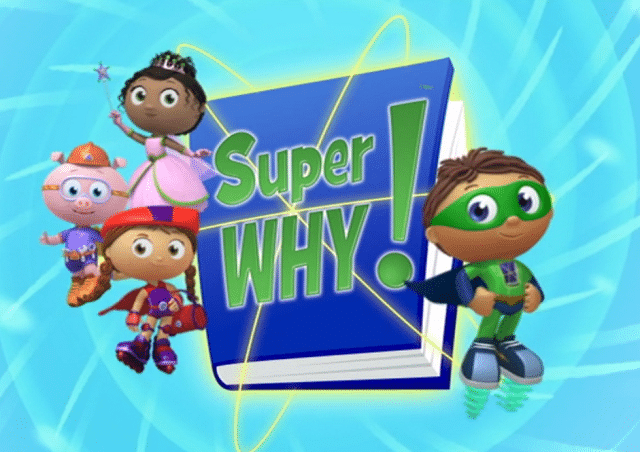 Super Why! on Netflix