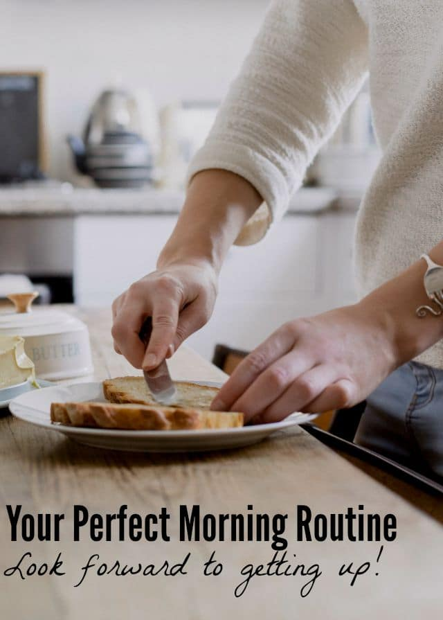 Put together the perfect morning routine for YOU, with this list of ideas. #RewardHealthyChoices #ad