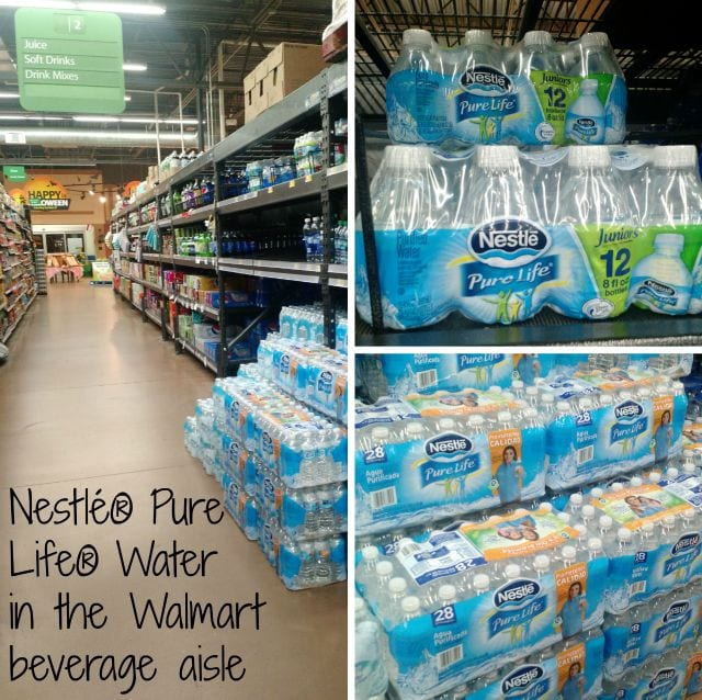 nestle-pure-life-water-at-walmart